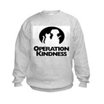 Operation Kindness Logo Kids Sweatshirt