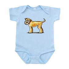 Soft Coated Wheaten Terrier Onesie
