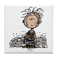 Pigpen Tile Coaster