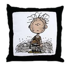 Pigpen Throw Pillow