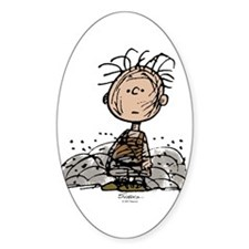 Pigpen Sticker (Oval)