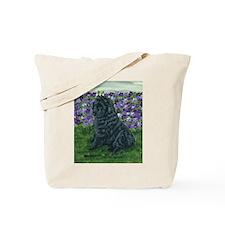 Belgian Sheepdog Baby Tote Bag