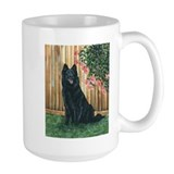 Belgian Sheepdog Happy Mug
