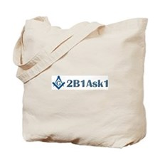 2B1Ask1 Far Hills Tote Bag