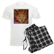 Cat Art Pajamas