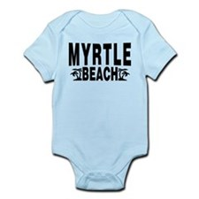 Myrtle Beach Infant Bodysuit