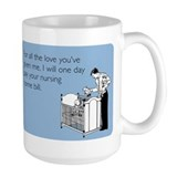 Nursing Home Bill Coffee Mug