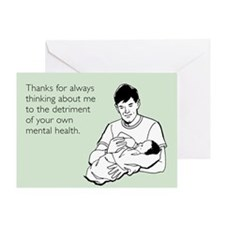 Your Mental Health Greeting Card