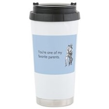 Favorite Parent Ceramic Travel Mug