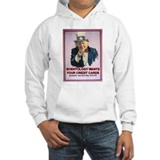 L Ron Hubbard and Scientology Hoodie