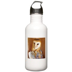 MOLLY THE OWL Water Bottle