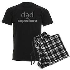 dad aka superhero Pajamas