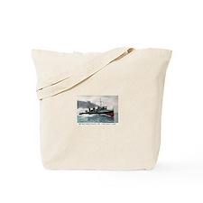 Dreadnought Cruisers Tote Bag