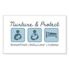 Attachment Parenting Sign12 copy Decal