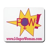 POW! Presence Mousepad