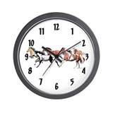 Herd Wall Clock