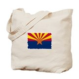State Flag of Arizona Tote Bag