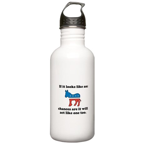 jackass Stainless Water Bottle 1.0L