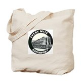 PRR EVERY MILE ELECTRIFED Tote Bag