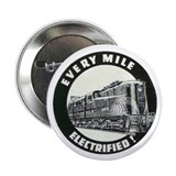 "PRR EVERY MILE ELECTRIFED 2.25"" Button (10 pack)"