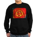Sun Face Sweatshirt (dark)