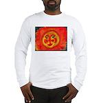 Sun Face Long Sleeve T-Shirt
