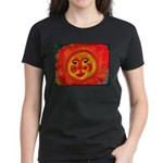 Sun Face Women's Dark T-Shirt