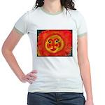 Sun Face Jr. Ringer T-Shirt