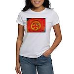 Sun Face Women's T-Shirt