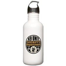 K9 Unit Sheriffs Department Sports Water Bottle