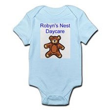 Robyn's Nest Daycare Infant Creeper