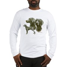 Weimaraner Long Sleeve T-Shirt