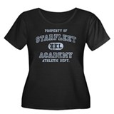 Property of Starfleet Academy Women's Plus Size Sc