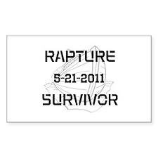 Rapture 5-21-2011 Decal