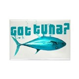 GotTuna? Rectangle Magnet (10 pack)