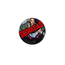 "SKINHEAD 1"" Mini Button (10 pack)"
