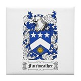 Fairweather Tile Coaster