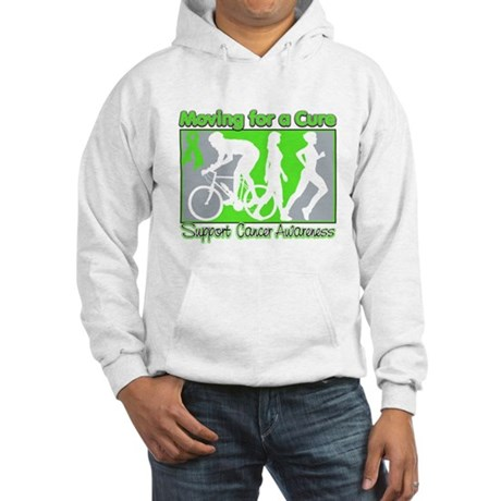 Moving For a Cure Lymphoma Hooded Sweatshirt