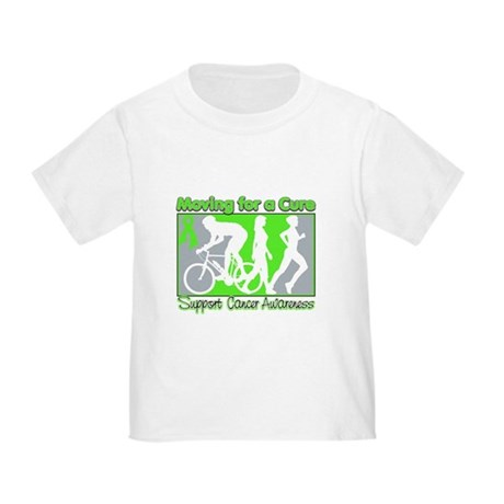 Moving For a Cure Lymphoma Toddler T-Shirt