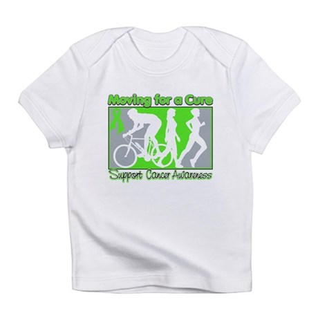 Moving For a Cure Lymphoma Infant T-Shirt