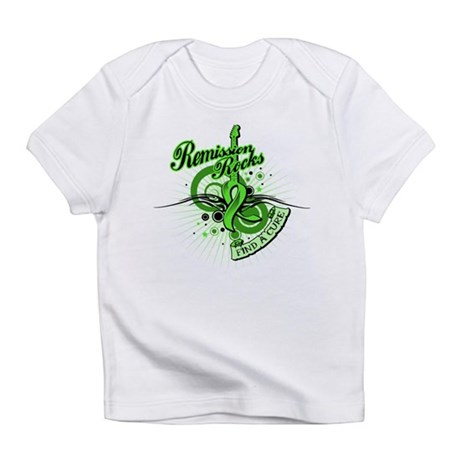 Remission Rocks Lymphoma Infant T-Shirt