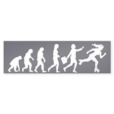 DERBY EVOLUTION Bumper Sticker