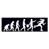 DERBY EVOLUTION Bumper Stickers