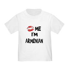 Kiss Me I'm Armenian T