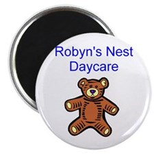 "Robyn's Nest Daycare 2.25"" Magnet (100 pack)"
