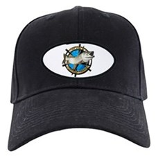 Dad the fishing legend Baseball Hat