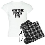 New York Fuckin City Pajamas