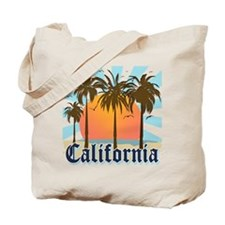 Vintage California Tote Bag