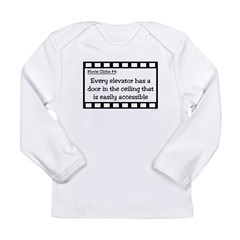 Cliche4 Long Sleeve Infant T-Shirt