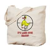 Lame Duck1 Tote Bag